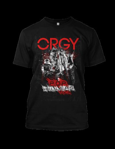 Pop Killers Tour Shirt