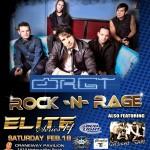 Jay Gordon Talks about Kicking Off First Tour in 7 Years at Rocktagon MMA's ELITE 14 Rock-n-Rage